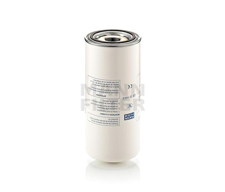Separator powietrze - olej / Odolejanie sprężonego powietrza  LB 13145/3