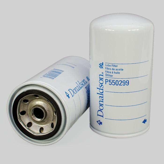 Filtr oleju dokręcany pełnego przepływu P 550299