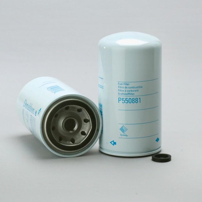 Filtr paliwa  dokręcany  P 550881
