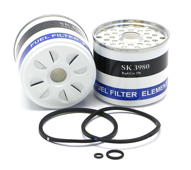 Filtr paliwa (wkład)  SK 3980