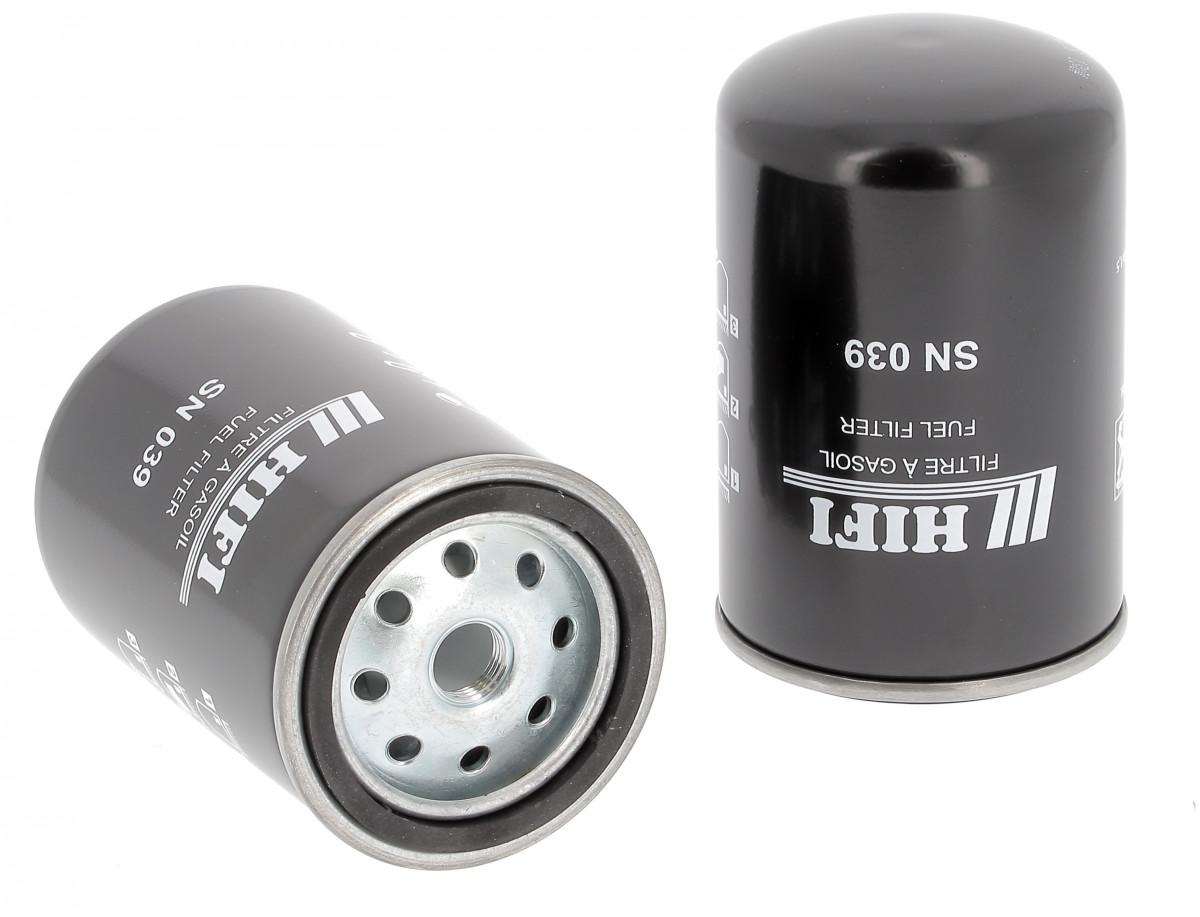 Filtr paliwa  SN 039 do BRIMONT TM 25
