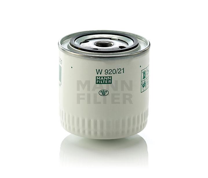 Filtr oleju  W 920/21