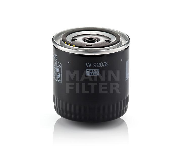 Filtr oleju  W 920/6