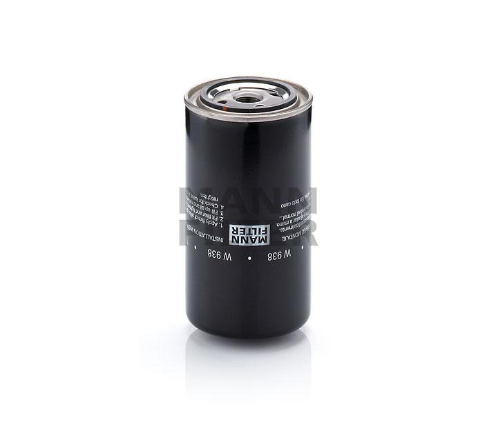 Filtr oleju  W 938