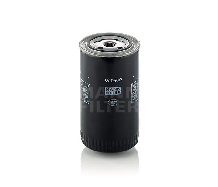 Filtr oleju  W 950/7