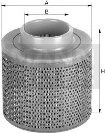 Filtr powietrza C1131