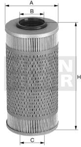 Filtr oleju H43/2