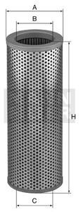 Filtr hydrauliczny HD15117