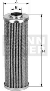 Filtr hydrauliczny HD517/6