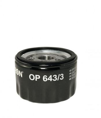Filtr oleju OP643/3