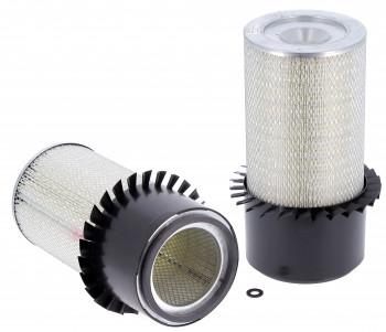 Filtr powietrza wstępny  BRIMONT TL 80 CSA