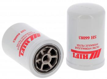 Filtr hydrauliczny skrzyni biegów  KOMATSU WB 93 R