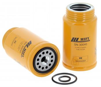Filtr paliwa  BACKERS 2 TA