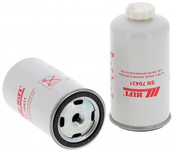 Filtr paliwa kompletny z separatorem  MERLO P 28.8 TOP