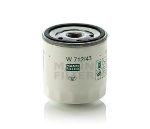 Filtr oleju W712/43