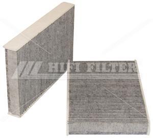 Filtr kabinowy (z węglem)  PORSCHE CAYENNE 3,0 DIESEL