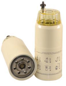 Filtr paliwa  KOMATSU HD 465-7